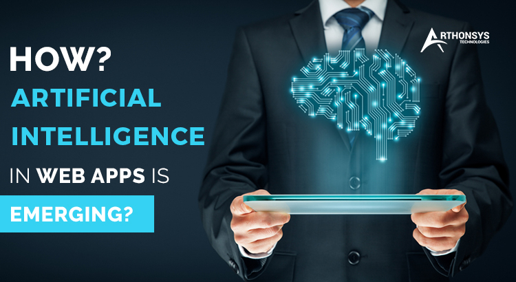 How Artificial Intelligence in web apps is emerging