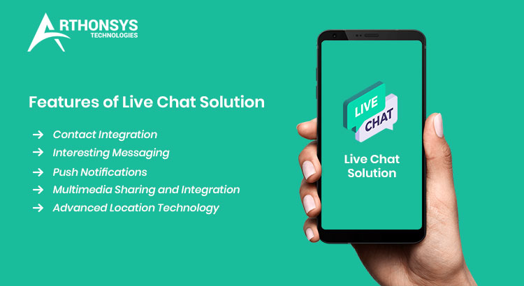 Features of Live Chat Solution