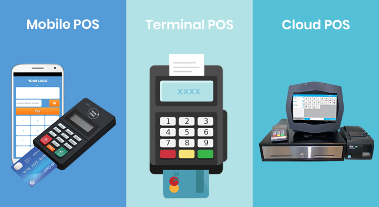 Types of POS System Development