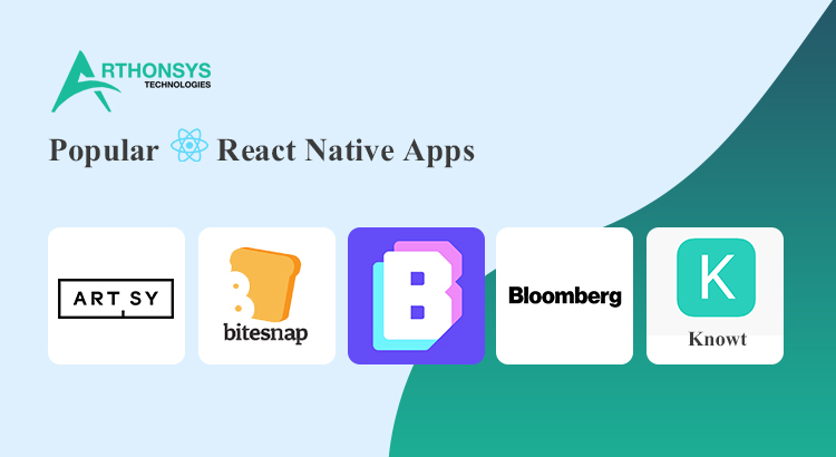 Popular React Native Apps