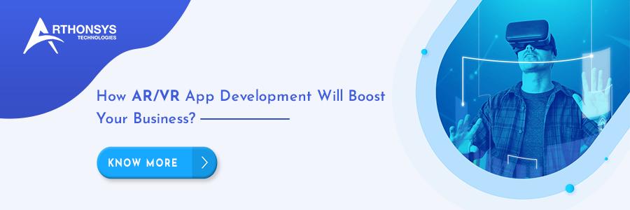 AR/VR App Development