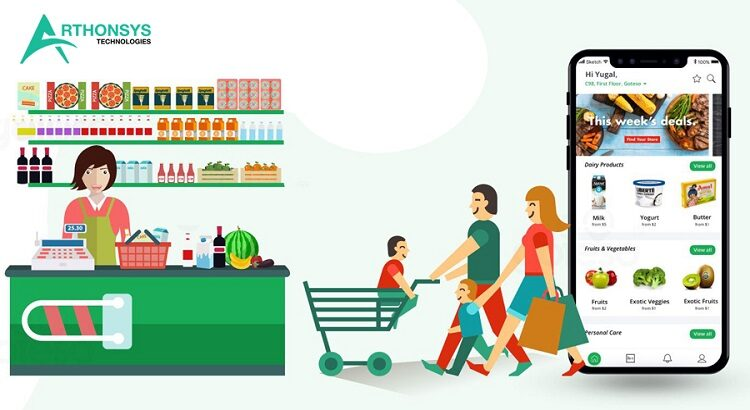 Cost of Grocery Delivery App Development